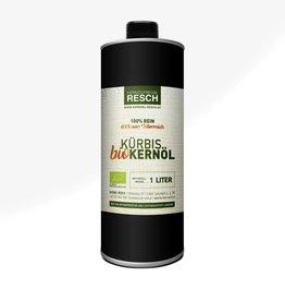 RESCH Bio-Kürbiskernöl 1 Ltr. DOSE AT BIO 301