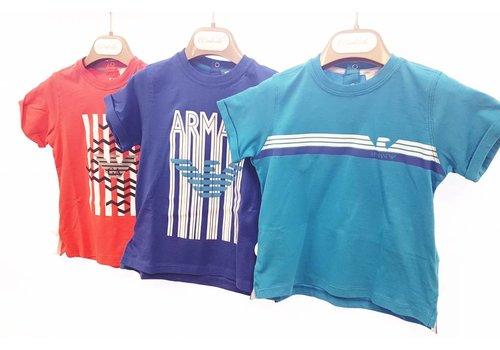 Armani Armani t-shirt set