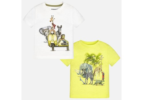 Mayoral Mayoral t-shirt set