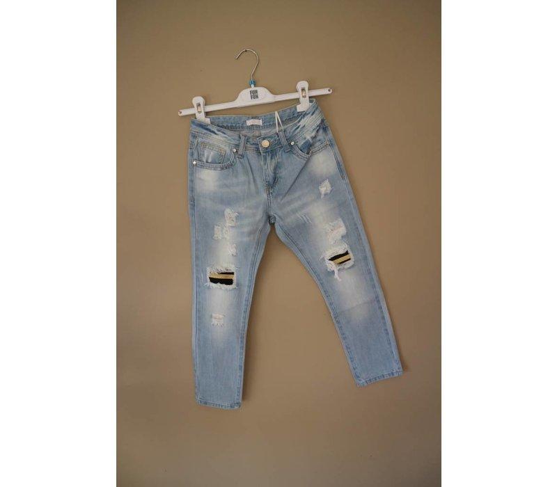 Jeans Stripes
