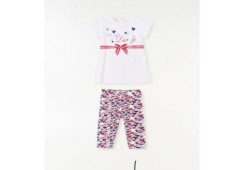 Liu Jo Liu Jo t-shirt + legging