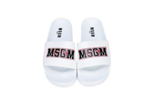 MSGM MSGM slippers