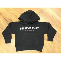 Believe That Sweater Text