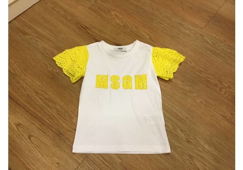 MSGM 018162 TSHIRT GIRL