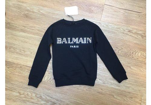 Balmain 6L4590 SWEATER SILVER