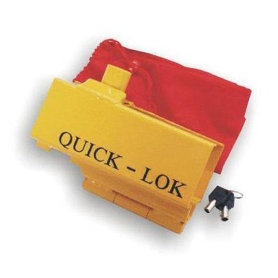 Disselslot Quick-Lok