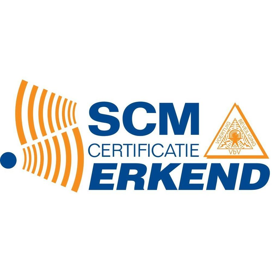 Koppelingsslot Saracen SCM Winterhoff Fullstop Security