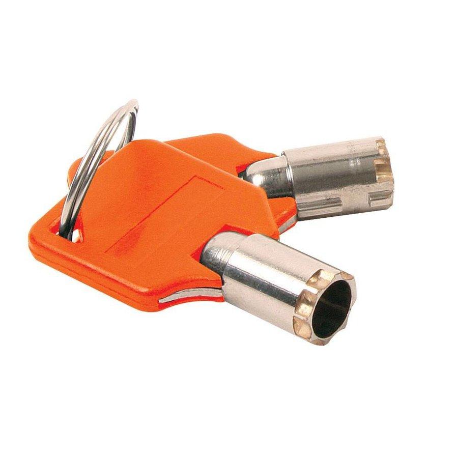 Koppelingsslot Saracen Knott/Avonride Fullstop Security