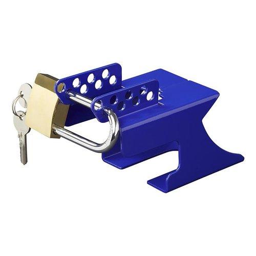 PROPLUS Disselslot ProPlus BLUE met hangslot