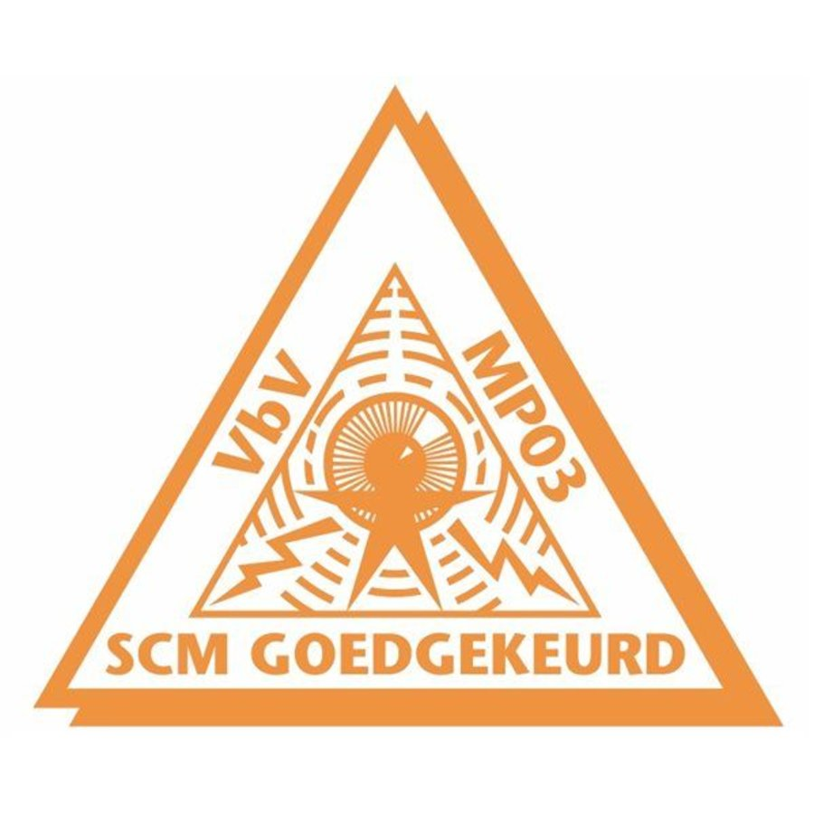 Kettingslot SCM Steady - 2 maten