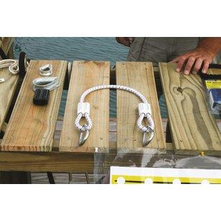 EZ Splice touwensplitsers/fastener - 2 maten / 3 kleuren