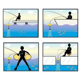 Hawkeye portable fishfinder magazijnopruiming OP=OP