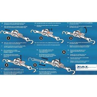 ProPlus automatische spanband / 2 types