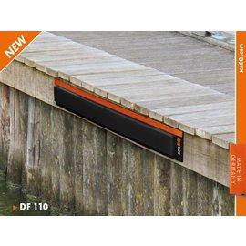 SeaEQ dockfender - 4 maten / 3 kleuren