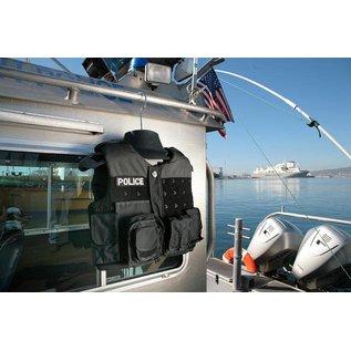 UK Underwater Kinetics kledinghanger HangAir met ventilator