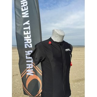 Water Safety Wear drijfshirt - 3 maten magazijnopruiming OP=OP