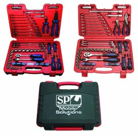 SP Tools - Nautic line complete toolkits - 2 types