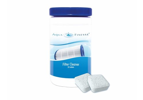 AQUAFINESSE AquaFinesse Filter Cleaner Tabletten