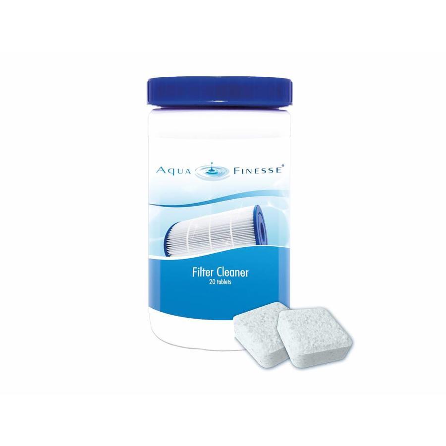 AquaFinesse Filter Cleaner Tabletten