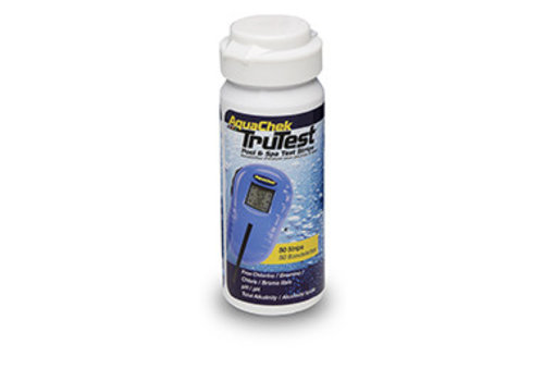 S.P.A.S. PRODUCTS AQUACHEK Trutest Digital Teststrip50p.