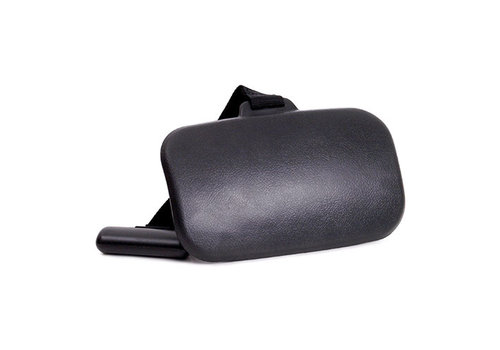 Essentials Essentials Spa pillow SpaEscort Head Cushion-BLACK