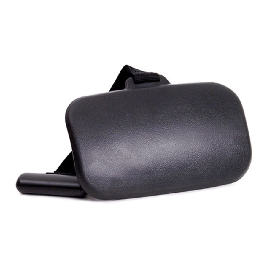 Essentials Spa pillow SpaEscort Head Cushion-BLACK
