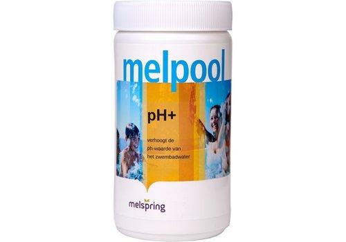 MELPOOL Poeder voor pH+ verhoging /1KG