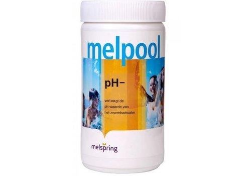 MELPOOL Poeder voor pH- verlaging /1,5KG