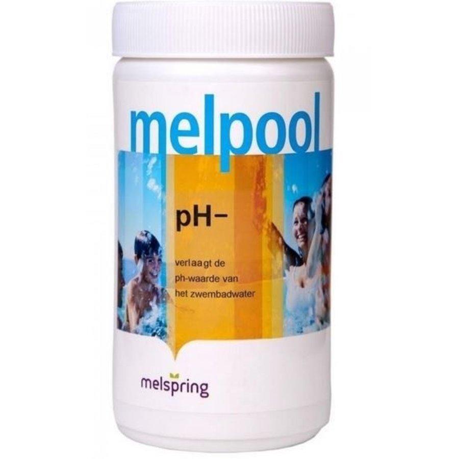 Poeder voor pH-verlaging /1,5KG