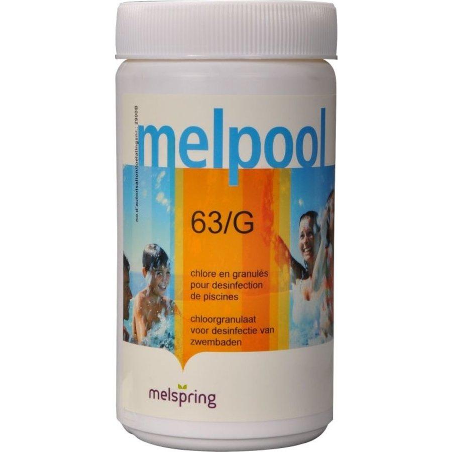 Melpool 55/G Granulate/1KG/NL
