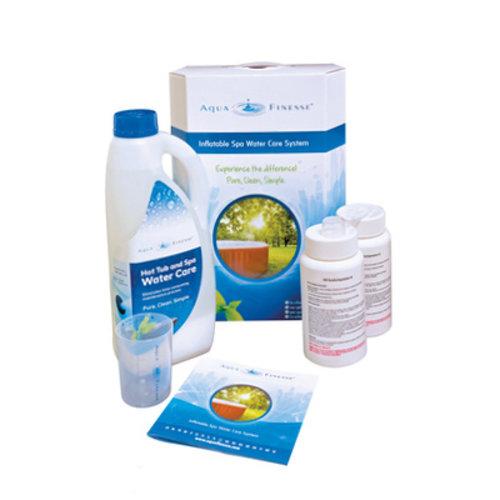 Aquafinesse voor opblaas jacuzzi/ spa