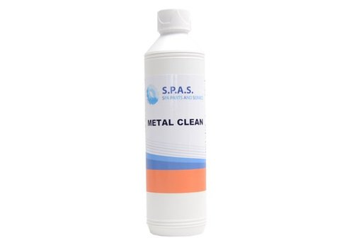 S.P.A.S. PRODUCTS S.P.A.S. SPA METAL CLEAN 500ML
