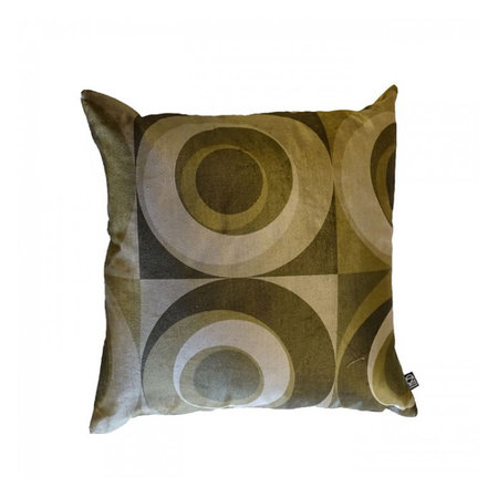 Pillow Circle Bronze