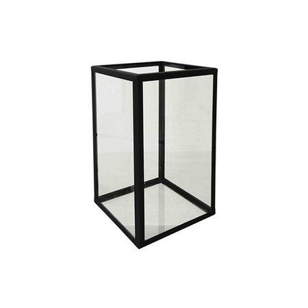 Wind light glass Frame
