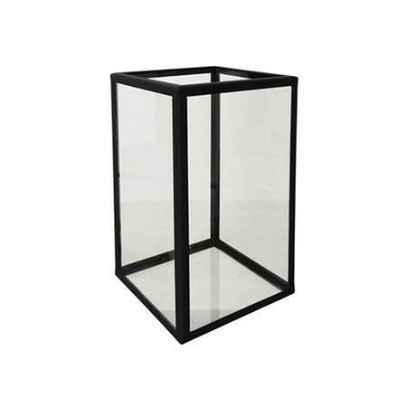 Windlicht glas Frame