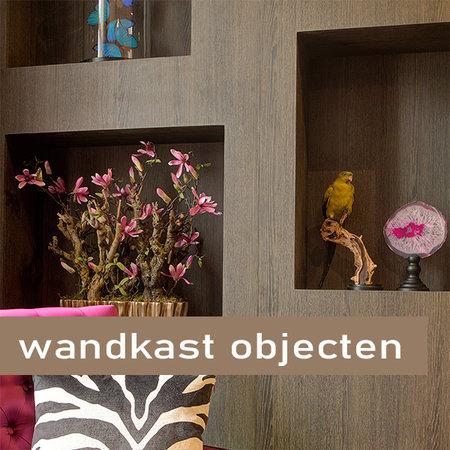 Wandkast Objecten
