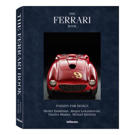 Boek The Ferrari Book Passion for Design