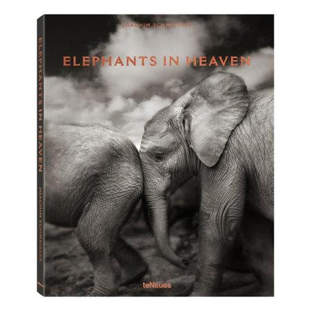 Boek Elephants in Heaven