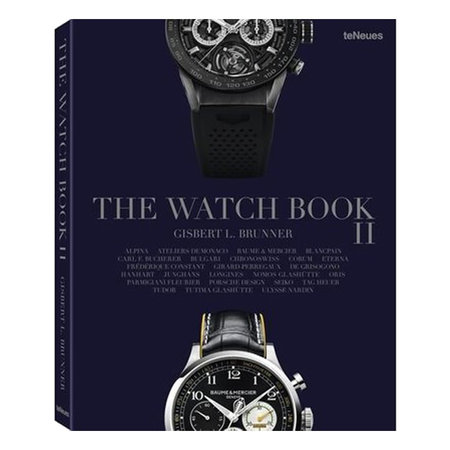 Book The Watch Book II