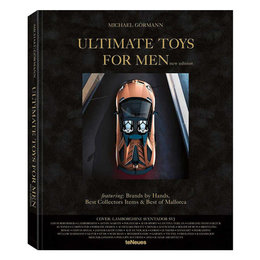 Book Ultimate Toys for Men