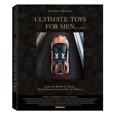 Boek Ultimate Toys for Men