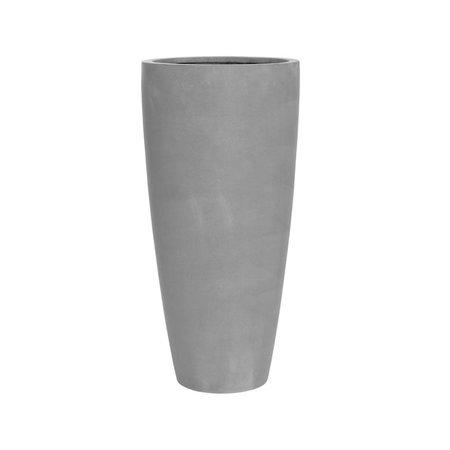 Pot Dax XL Matt Gray D47 H100