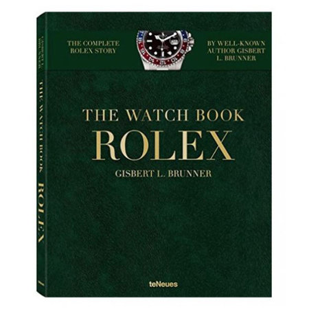 Boek The Watch Book Rolex Extended Edition