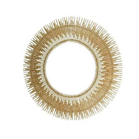 Mirror Willow sun
