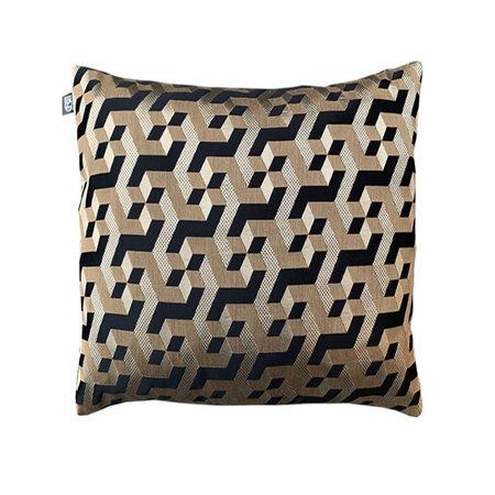 Kussen Eshie Pattern gold L45 B45cm