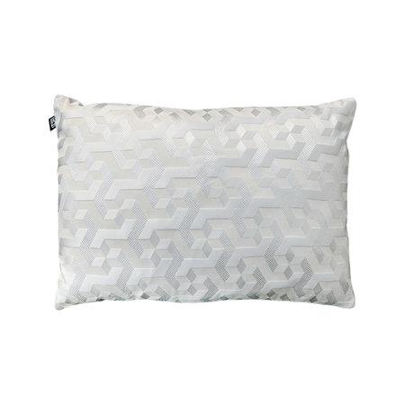 Kussen Eshie Pattern whites L50 B35cm