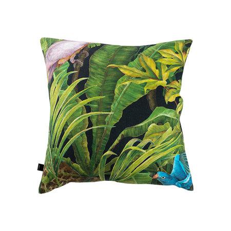 Pillow Wild Jungle Multicolour