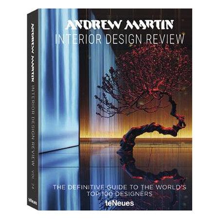 Boek Andrew Martin Interior Design Review L32 B24