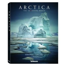 Boek Arctica , Sebastian Copeland L37 B29