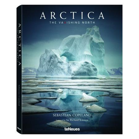 Boek Arctica , Sebastian Copeland